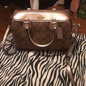 Coach womens purse